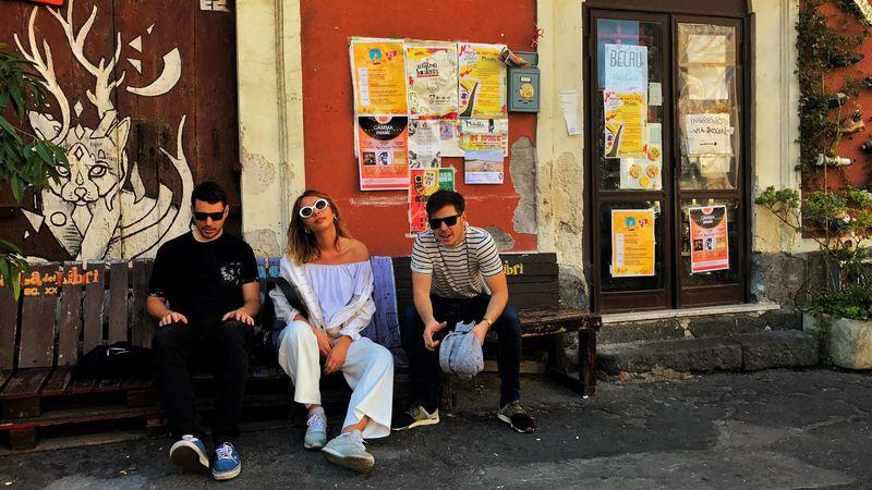 Amerikai turnéja után Budapesten koncertezik a Belau