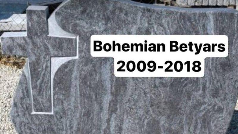 Feloszlott a Bohemian Betyars...