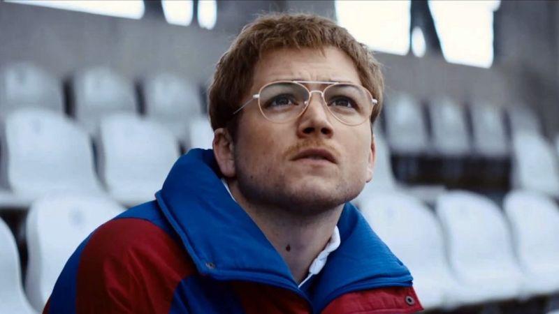 Eddie, a sas lesz az Elton John-film főszereplője