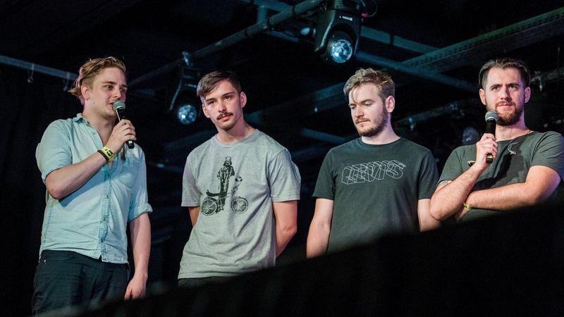 Az AWS felkészült az eurovíziós megmérettetésre!