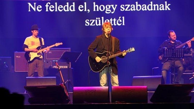 Fotó: Bródy János/FB (SYMA koncert, 2011.)