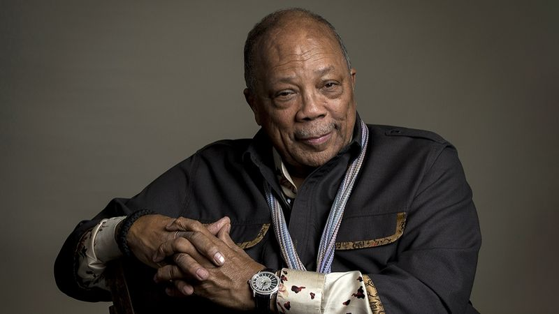 Parádés a vendéglista Quincy Jones budapesti koncertjén