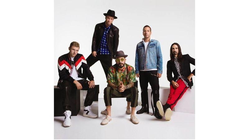 Fotó: Backstreet Boys facebook