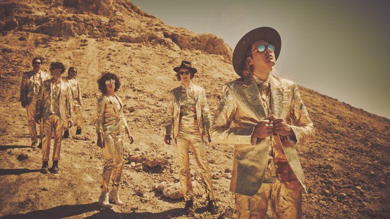 A vasárnapi Arcade Fire koncerten a Repetitor lesz a bemelegítő zenekar