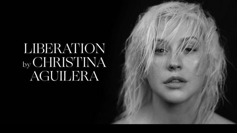 Megjelent Christina Aguilera nyolcadik stúdióalbuma Liberation címmel