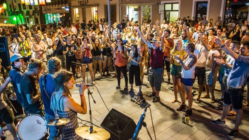 Fotó: Veszprémi Utcazenei Fesztivál 2017