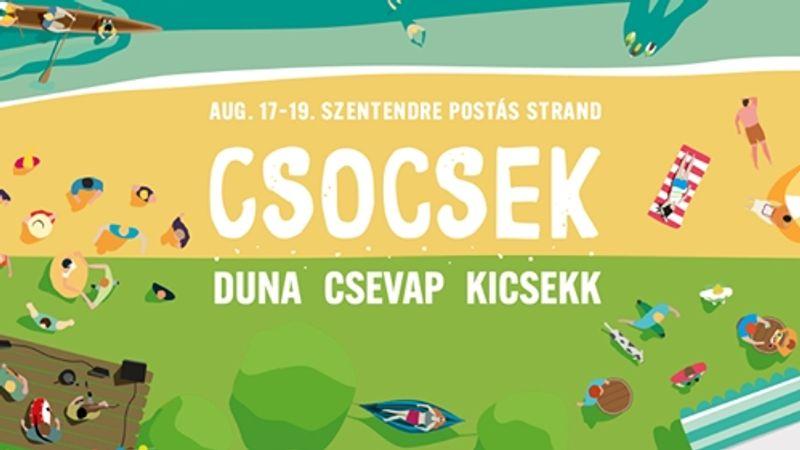 Kicsekkolt a CSOCSEK: elmarad a fesztivál Szentendrén