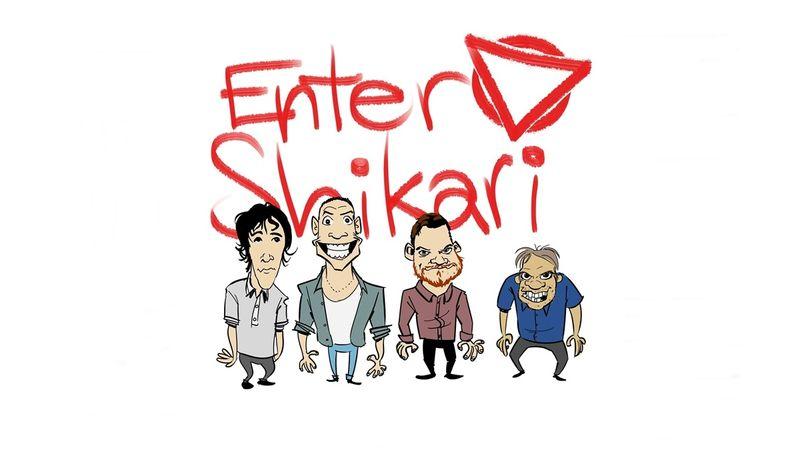 2019-ben is tombolhatunk majd Enter Shikari-koncerten Budapesten!