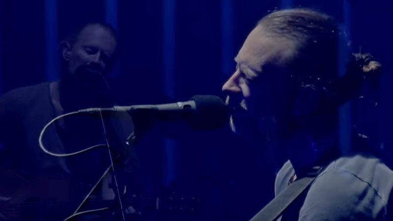 A Radiohead hatórányi koncertanyagot töltött fel a YouTube-ra
