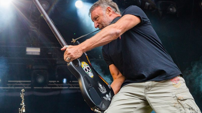 Fotó:  Peter Hook