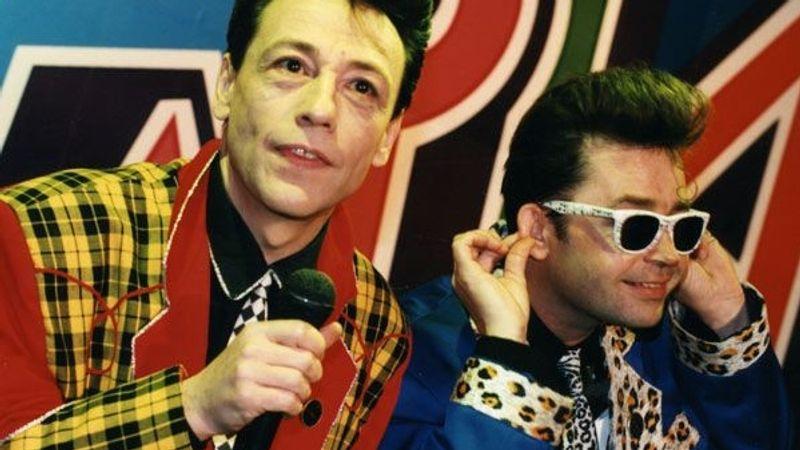 Azon gondolkodunk, mikor álltak együtt színpadon legutóbb (Fotó: Hungária/Pinterest)