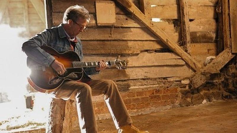 Eric Clapton 2019-ben ismét Európában turnézik