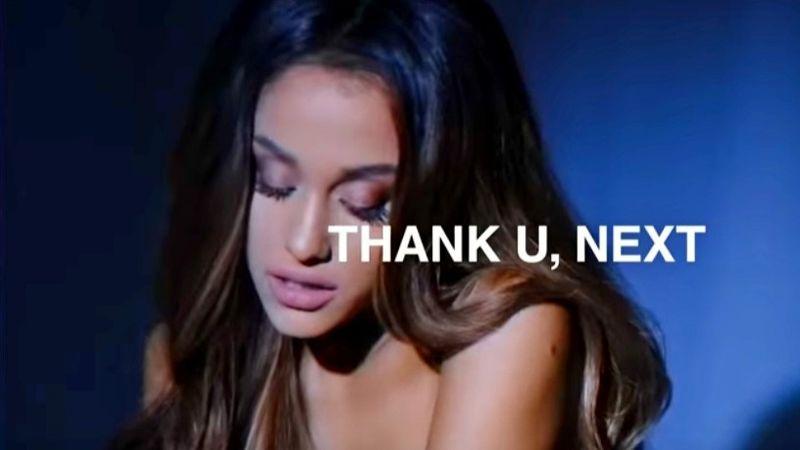 Köszönöm, kérem a következőt! – Ariana Grande összegyűjtötte egy dalban az exeit