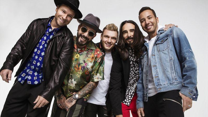 Budapestre jön a  Backstreet Boys!