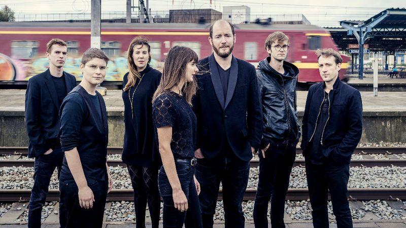 Radiohead-et és Erasure-t játszik a véletlenül alakult belga kamarazenekar