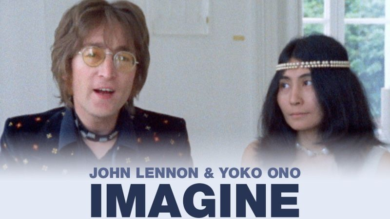 John Lennon, Yoko Ono – IMAGINE: újrakeverve visszatér a mozikba