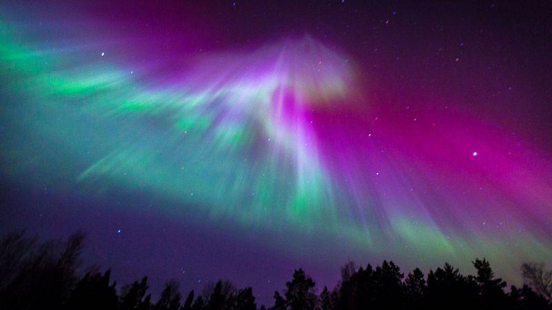 Szimfóniává alakították az északi fényt