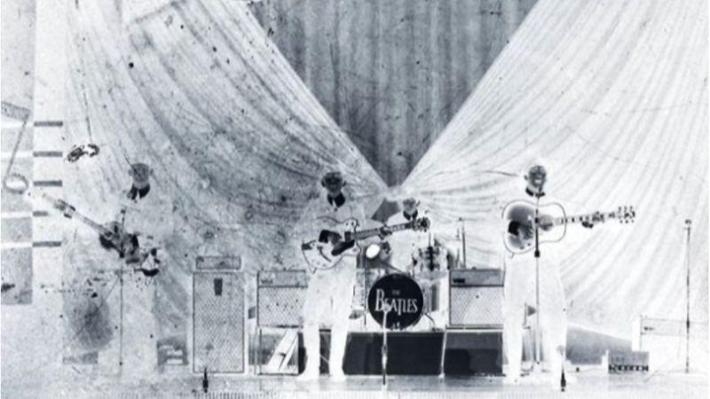 Több mint 50 év után előhívtak egy Beatles-negatívot