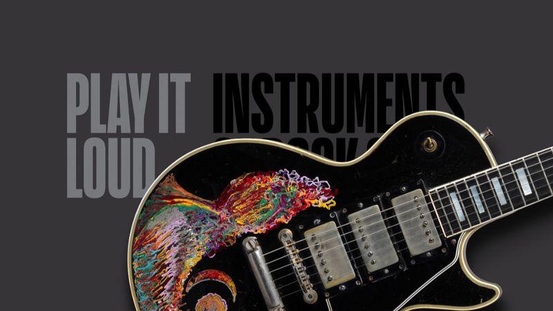 Játszd hangosan – a rock and roll előtt tiszteleg a New York-i Metropolitan Museum