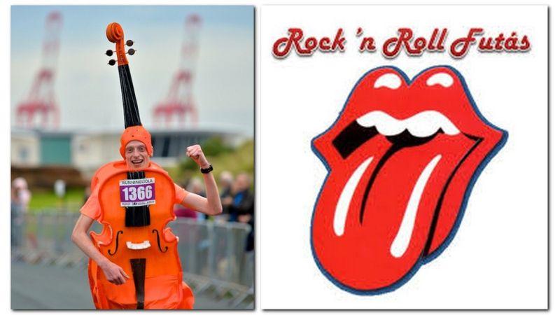 Nem szégyen a futás, rockerek!