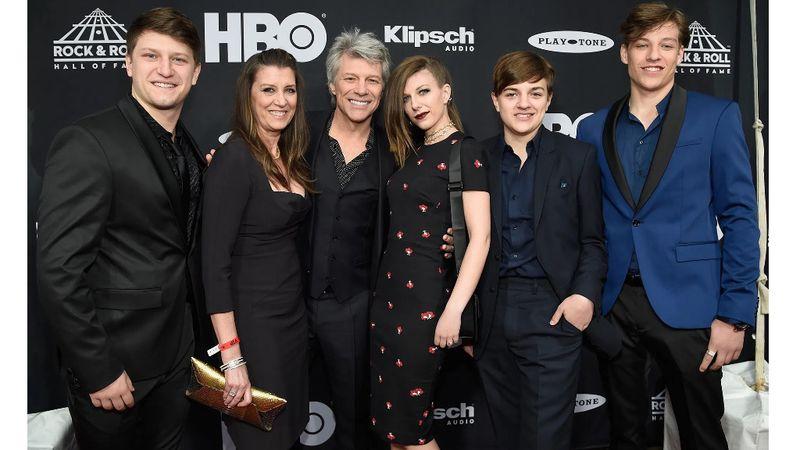 Bon Jovi fiának a mosókonyha volt a karanténja