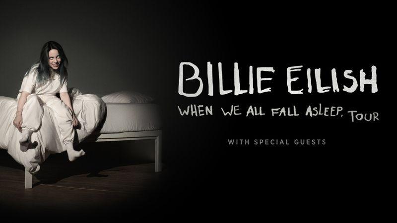 Billie Eilish lemondta a világkörüli turnéját