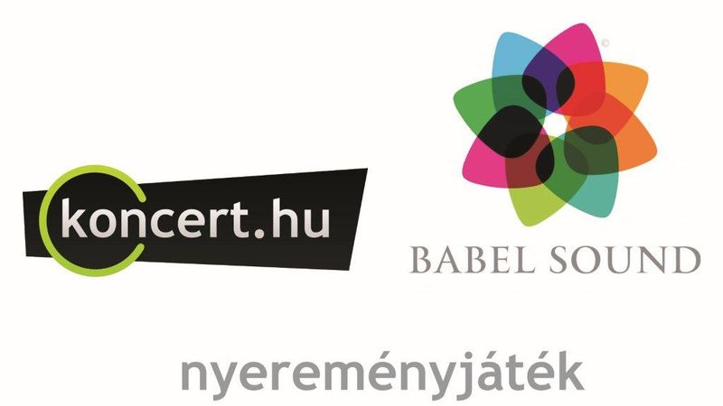 Babel Sound nyereményjáték