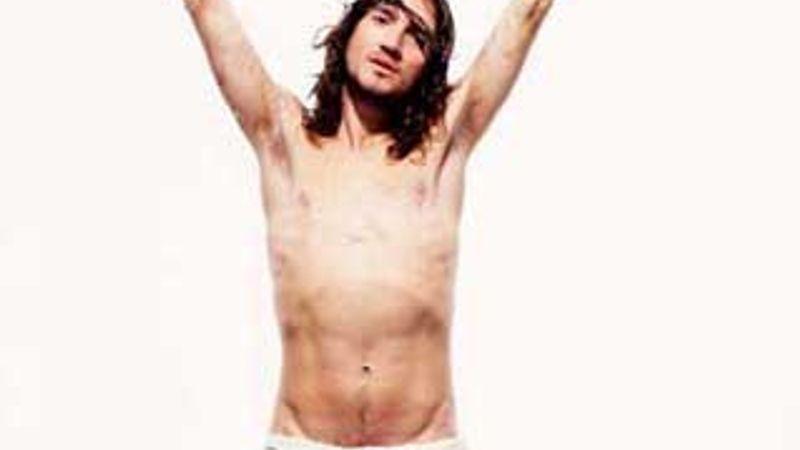 John Frusciante korunk legnagyobb gitárosa