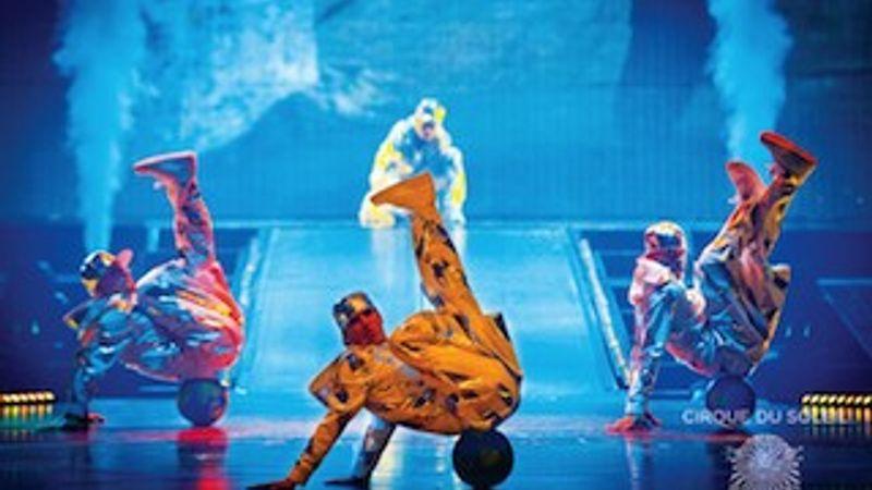 Újabb fotók a Cirque du Soleil