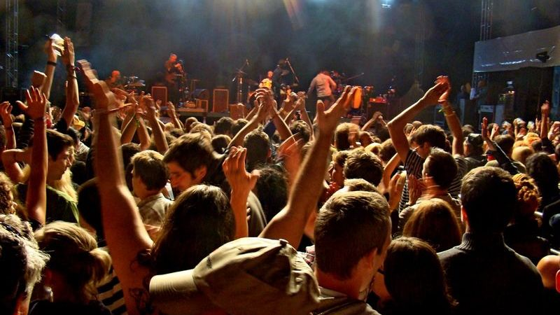 Elektropünkösd a Pannónia Fesztiválon