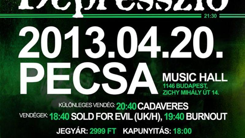 Felépült Soda, teljes a buli: Depresszió a PECSA-ban