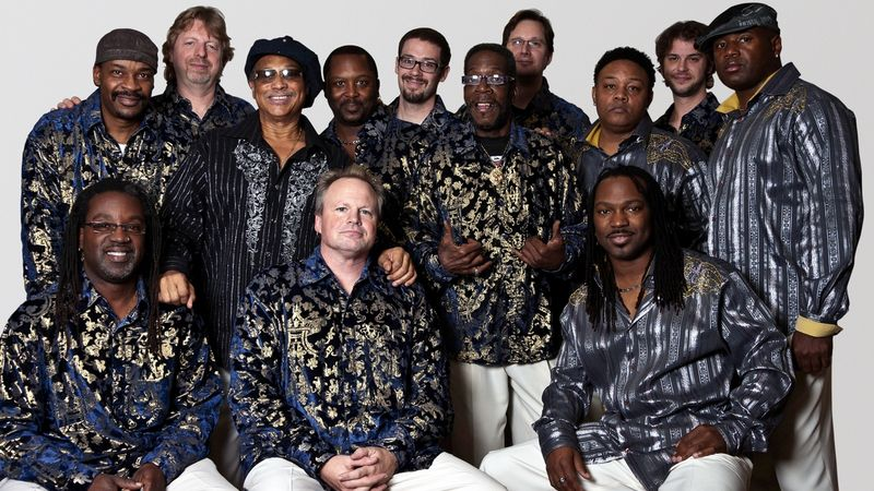 Do you remember? Earth, Wind & Fire Experience Feat. Al McKay Budapesten
