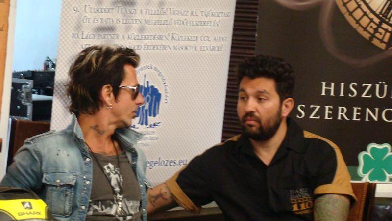 Fesztivál vagy motoros találkozó? - Bazinagy Harley-buli a Balatonnál