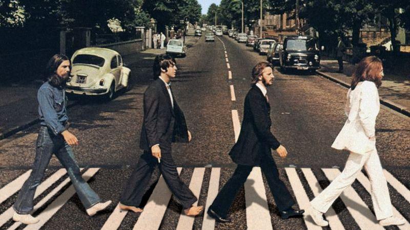 Biztonságosabbá tette a közlekedést a Beatles Abbey Road albumának fotója