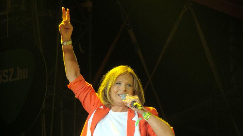 Tizedszer is fellép az Arénában a népszerű énekesnő