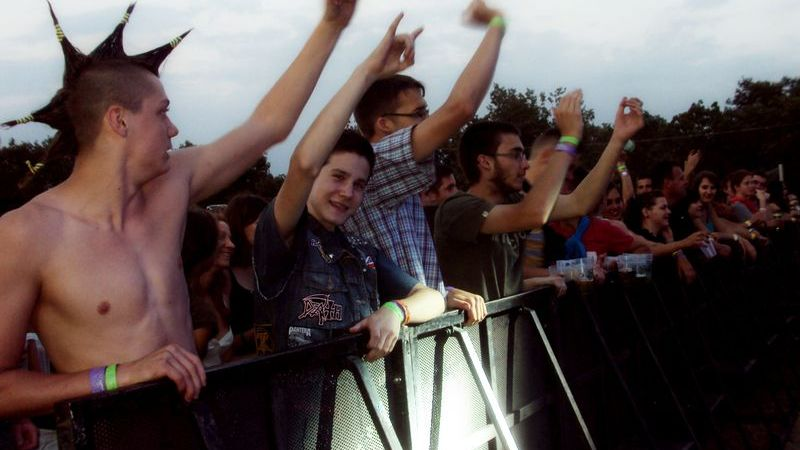Fesztiválbeszámoló: ALFAhímek a vidámparkban