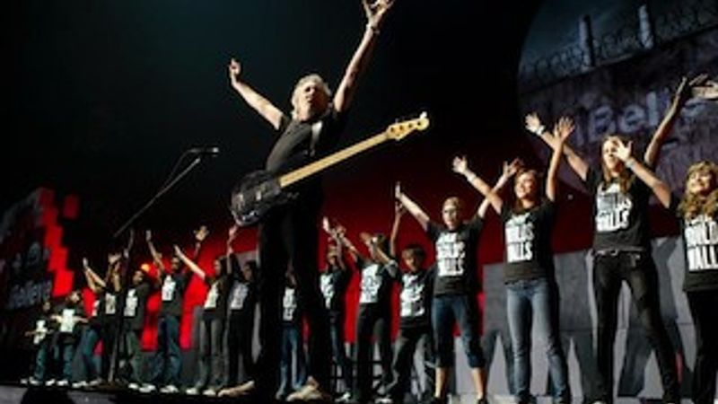 Magyar gyerekek énekelnek Roger Waters koncertjén!