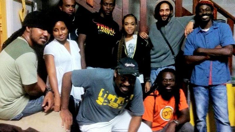 Bob Marley fia a PARK-ban koncertezik!