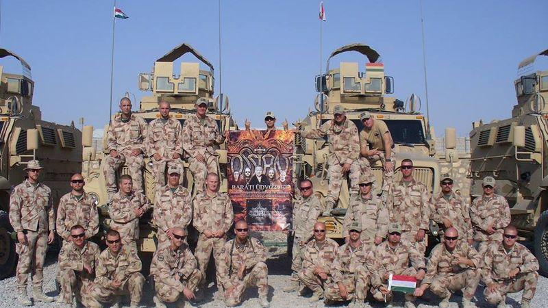 Ossian Afganisztánban???