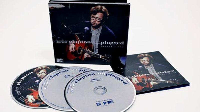 Újra megjelenik Eric Clapton legendás lemeze