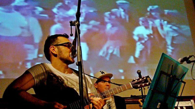 BelMozi=Belmondo koncert+kultuszfilmvetítés