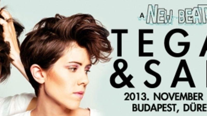 Ikercsajok a Dürerben: Tegan and Sara