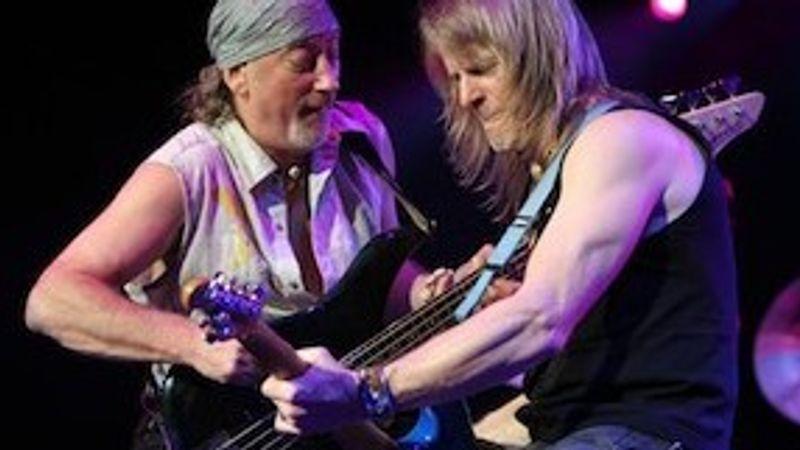 Veteránrock az Arénában: jön a Deep Purple