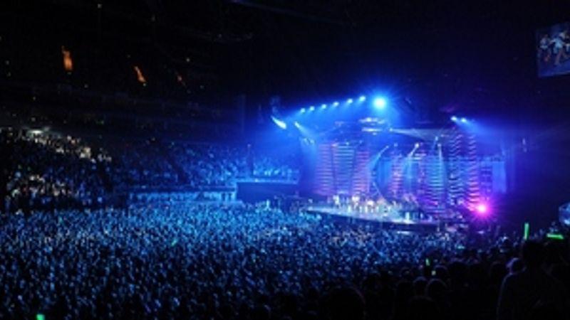 Hogy milyen volt a Bruno Mars koncert? (1. rész)