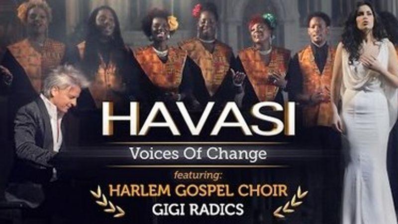 Havasi, Kiss Endi, Radics Gigi és a Harlem Gospel