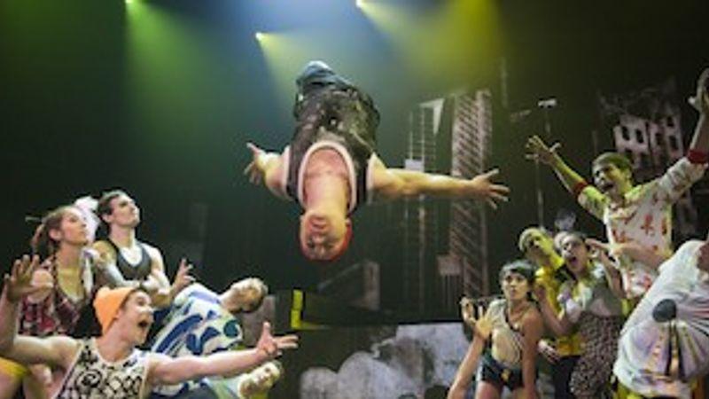 Cirkusz és hiphop: jön a  világhírű Cirque Éloize!
