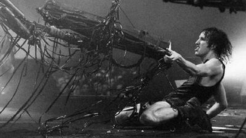 Komoly iparosok az Arénában: júniusban Nine Inch Nails!