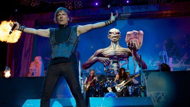 Iron Maiden koncert: 2014. június 3. BudapestAréna!