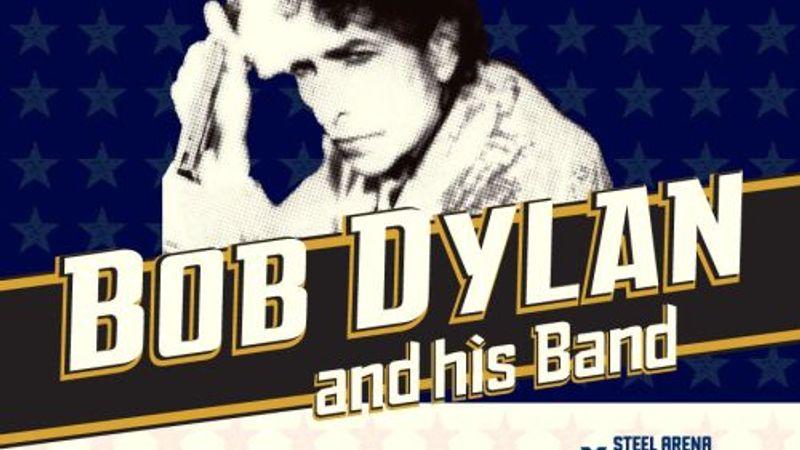 Bob Dylan Kassán játszik!