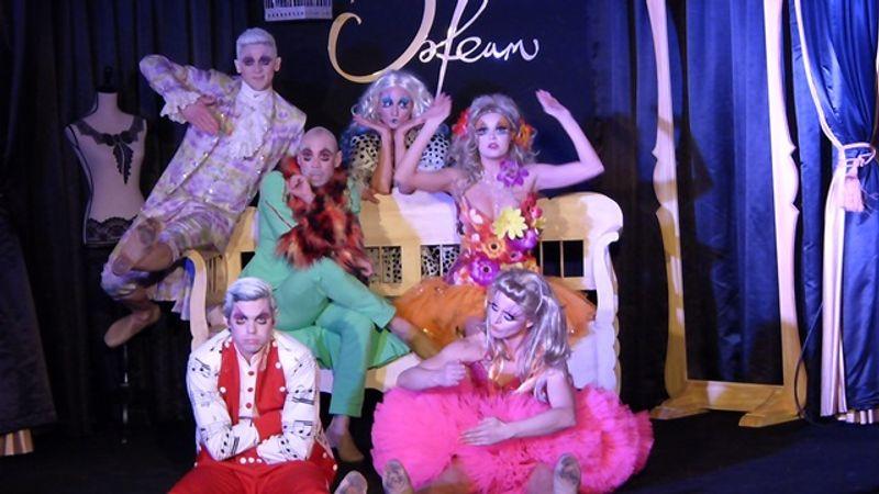A babaház lakói életre keltek - Puppet Show az Orfeumban